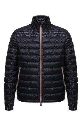 Мужская пуховая куртка daniel MONCLER темно-синего цвета, арт. G1-091-1A109-00-53279 | Фото 1