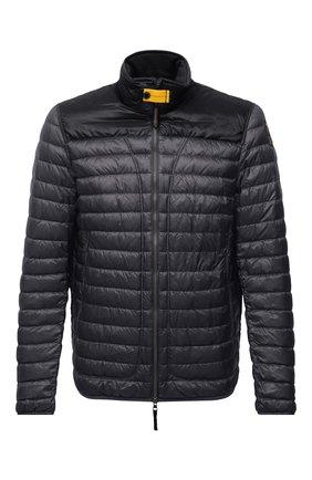 Мужская пуховая куртка arthur PARAJUMPERS темно-серого цвета, арт. DT02/ARTHUR   Фото 1