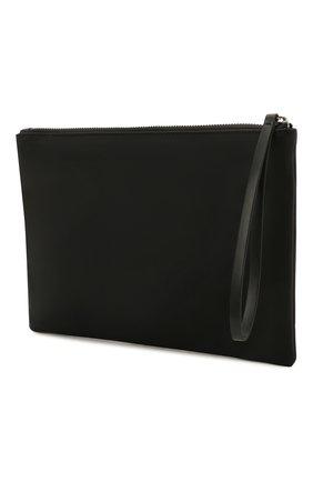 Мужской текстильный футляр для документов DSQUARED2 черного цвета, арт. P0M0010 11703886 | Фото 2