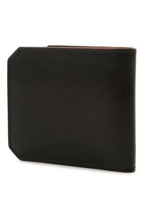 Мужской кожаное портмоне SANTONI темно-коричневого цвета, арт. UFPPA2025F0-XVVDT50 | Фото 2