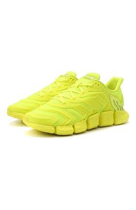 Мужские кроссовки climacool vento heat.rdy ADIDAS желтого цвета, арт. FZ1717 | Фото 1