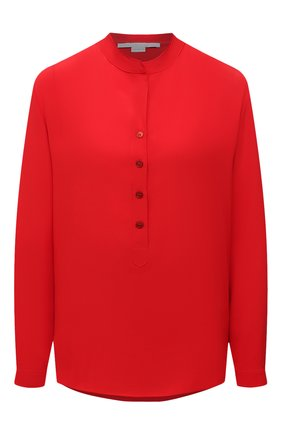Женская шелковая блузка STELLA MCCARTNEY красного цвета, арт. 531885/SY206 | Фото 1