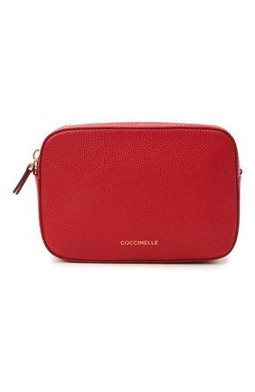 Женская сумка tebe COCCINELLE красного цвета, арт. E5 HV3 55 I1 07   Фото 1