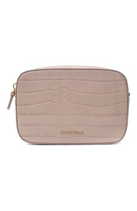 Женская сумка tebe croco COCCINELLE бежевого цвета, арт. E5 HV3 55 I1 06   Фото 1