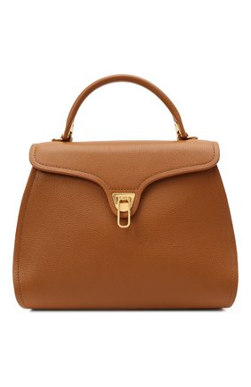 Женская сумка marvin COCCINELLE коричневого цвета, арт. E1 HP0 18 03 01   Фото 1