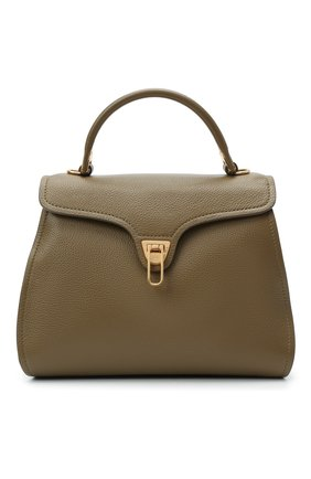 Женская сумка marvin COCCINELLE хаки цвета, арт. E1 HP0 18 03 01   Фото 1