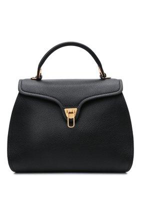 Женская сумка marvin COCCINELLE черного цвета, арт. E1 HP0 18 03 01   Фото 1