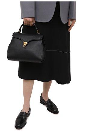 Женская сумка marvin COCCINELLE черного цвета, арт. E1 HP0 18 03 01   Фото 2