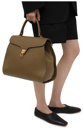 Женская сумка marvin COCCINELLE хаки цвета, арт. E1 HP0 18 02 01   Фото 2