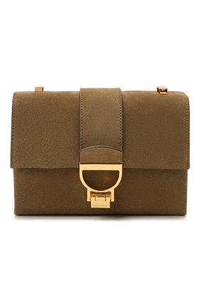 Женская сумка arlettis COCCINELLE хаки цвета, арт. E1 HD6 12 07 01   Фото 1