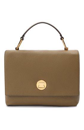 Женская сумка liya COCCINELLE хаки цвета, арт. E1 HD0 18 01 01   Фото 1