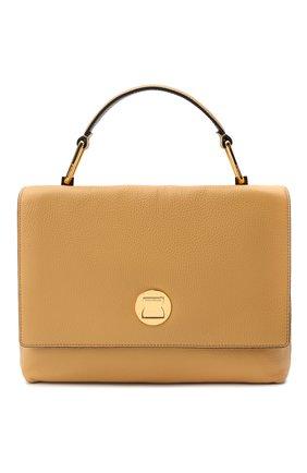 Женская сумка liya COCCINELLE желтого цвета, арт. E1 HD0 18 01 01   Фото 1