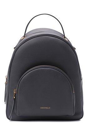 Женский рюкзак lea COCCINELLE темно-серого цвета, арт. E1 H60 14 02 01 | Фото 1