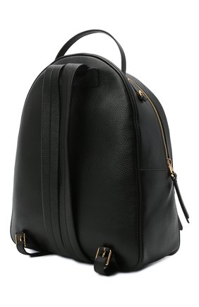 Женский рюкзак lea COCCINELLE черного цвета, арт. E1 H60 14 02 01 | Фото 3