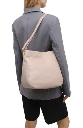 Женская сумка lea COCCINELLE бежевого цвета, арт. E1 H60 13 01 01   Фото 2
