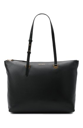 Женский сумка lea COCCINELLE черного цвета, арт. E1 H60 11 01 01   Фото 1