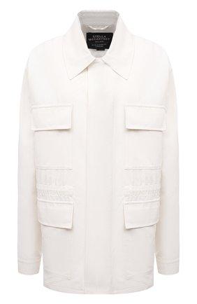 Женская куртка STELLA MCCARTNEY белого цвета, арт. 602978/SIA03 | Фото 1