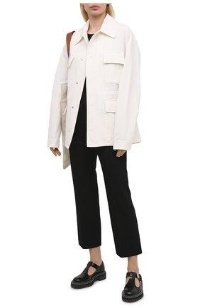 Женская куртка STELLA MCCARTNEY белого цвета, арт. 602978/SIA03 | Фото 2