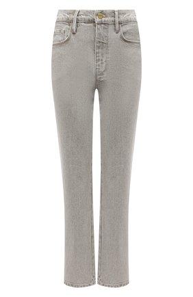Женские джинсы FRAME DENIM светло-серого цвета, арт. LSY74D   Фото 1