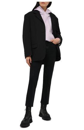 Женские джинсы J BRAND черного цвета, арт. JB002680/D | Фото 2
