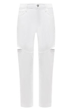 Женские джинсы J BRAND белого цвета, арт. JB003256 | Фото 1