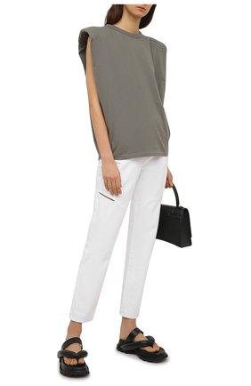 Женские джинсы J BRAND белого цвета, арт. JB003256 | Фото 2
