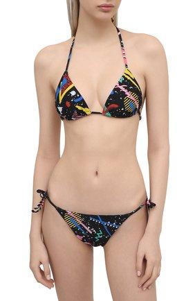 Женский раздельный купальник BALMAIN разноцветного цвета, арт. BKB810330 | Фото 2