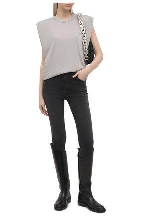 Женские джинсы CITIZENS OF HUMANITY темно-серого цвета, арт. 1611B-1149 | Фото 2