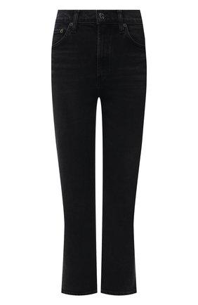 Женские джинсы AGOLDE темно-серого цвета, арт. A156B-1286 | Фото 1