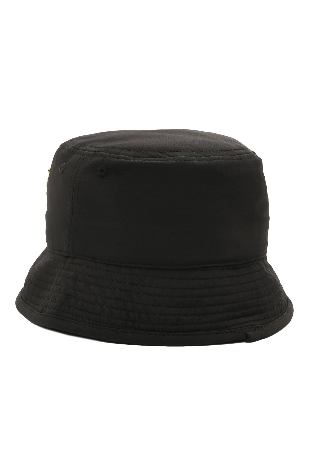 Женская панама VERSACE JEANS COUTURE черного цвета, арт. E8VWAK05-LINEA W0MAN BUCKET HAT DIS./85070   Фото 2