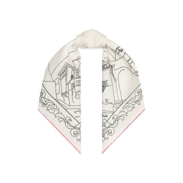 Шелковый платок Emilio Pucci