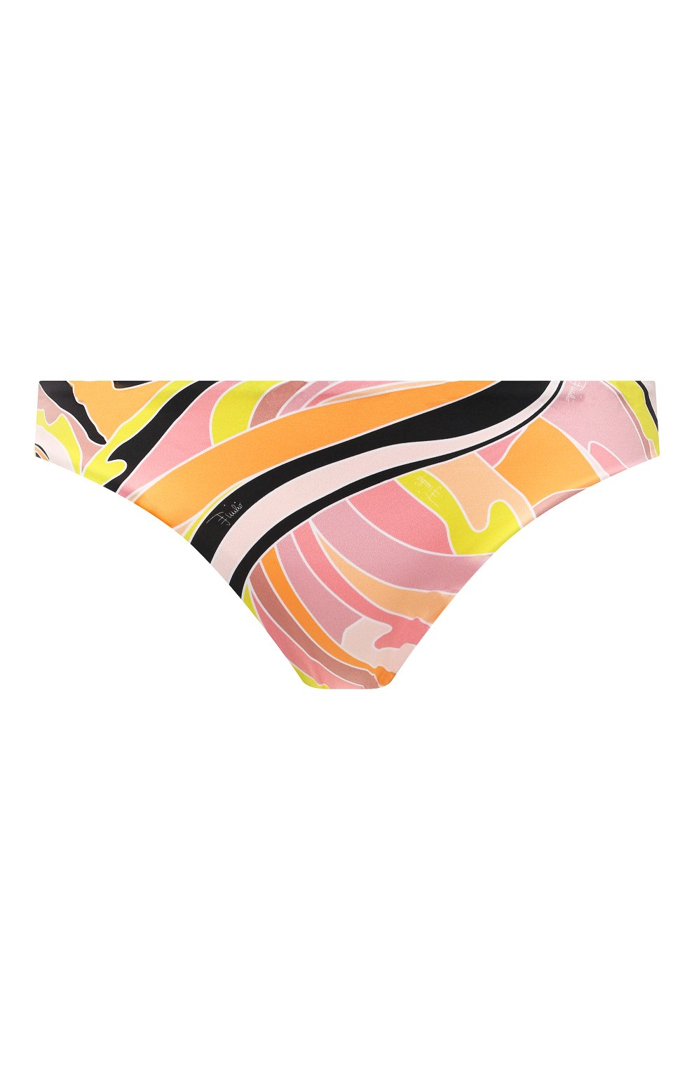 Женский плавки-бикини EMILIO PUCCI разноцветного цвета, арт. 1EMX30/1E797   Фото 1