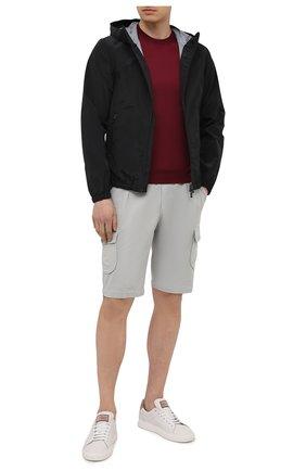 Мужская куртка HERNO черного цвета, арт. GI070UL/12378 | Фото 2
