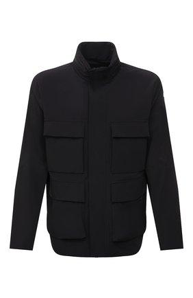 Мужская куртка dayan MONCLER черного цвета, арт. G1-091-1B733-00-53791 | Фото 1