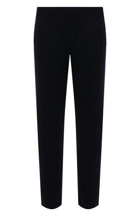 Мужские кашемировые брюки FALKE темно-синего цвета, арт. 60121 | Фото 1
