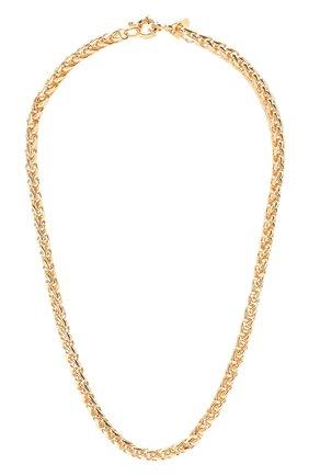 Женское колье HYPSO золотого цвета, арт. BERNADETTE MINI   Фото 1