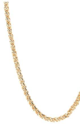 Женское колье HYPSO золотого цвета, арт. BERNADETTE MINI   Фото 2