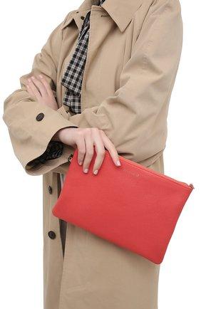 Женская сумка best crossbody COCCINELLE красного цвета, арт. E5 HV3 55 F4 07   Фото 2