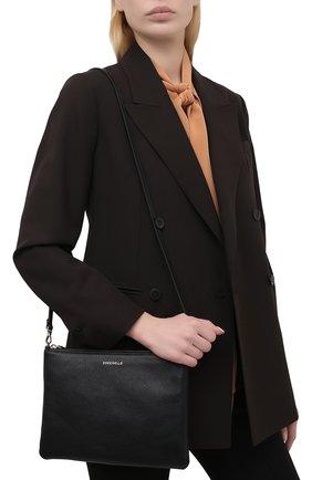 Женская сумка best crossbody COCCINELLE черного цвета, арт. E5 HV3 55 F4 07   Фото 2