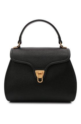 Женская сумка marvin COCCINELLE черного цвета, арт. E1 HP0 55 01 01   Фото 1