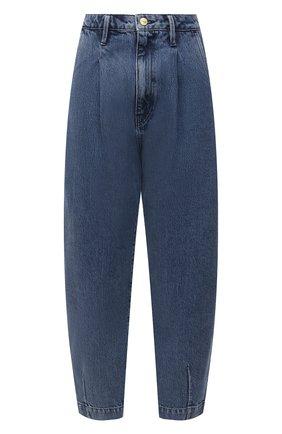 Женские джинсы FRAME DENIM синего цвета, арт. PBLP385 | Фото 1