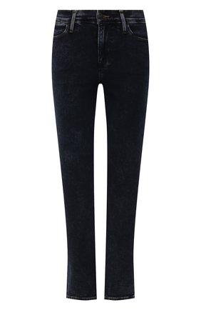 Женские джинсы FRAME DENIM темно-синего цвета, арт. LHST219/B   Фото 1
