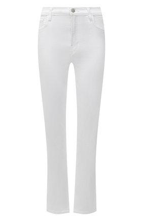 Женские джинсы J BRAND белого цвета, арт. JB003263   Фото 1