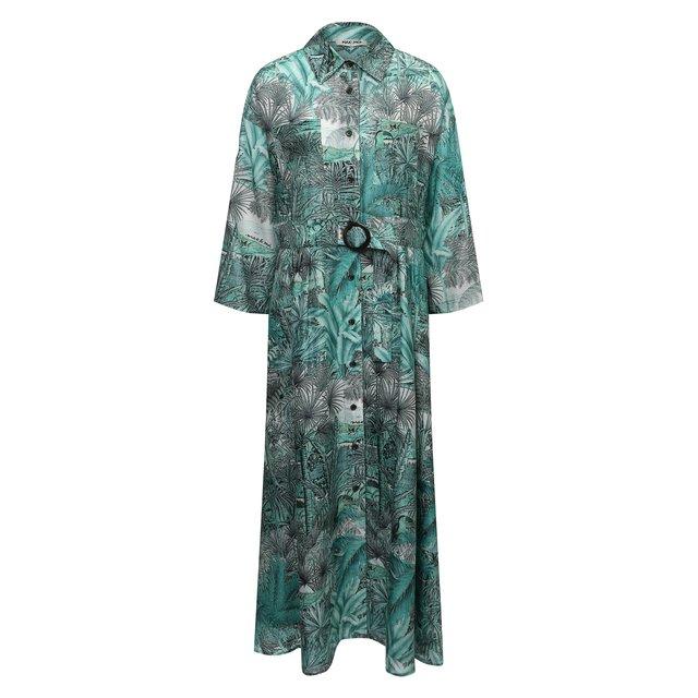 Хлопковое платье Max&Moi