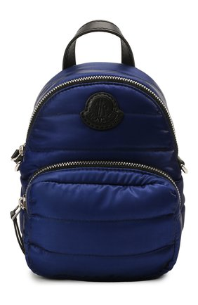 Женский рюкзак kilia small MONCLER синего цвета, арт. G1-09B-5L600-10-02STQ | Фото 1