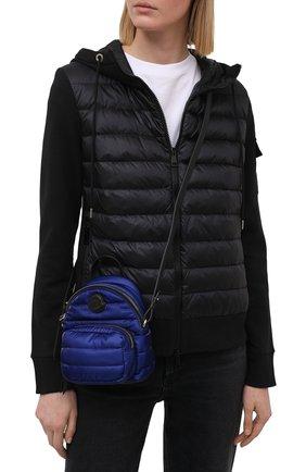 Женский рюкзак kilia small MONCLER синего цвета, арт. G1-09B-5L600-10-02STQ | Фото 2
