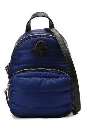 Женский рюкзак kilia small MONCLER синего цвета, арт. G1-09B-5L600-10-02STQ | Фото 5