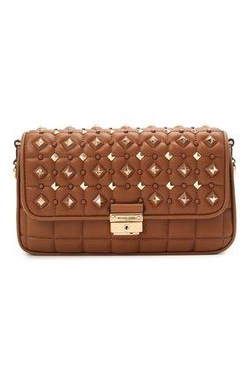 Женская сумка bradshaw small MICHAEL MICHAEL KORS коричневого цвета, арт. 30S1G2BL1U | Фото 1