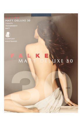 Женские колготки matt deluxe FALKE темно-серого цвета, арт. 40630 | Фото 1