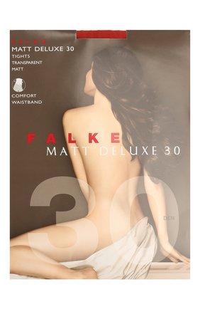 Женские колготки matt deluxe FALKE коричневого цвета, арт. 40630 | Фото 1